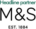 Headline partner. M&S EST. 1884