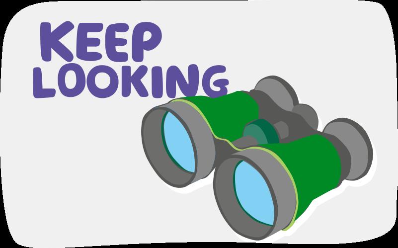 keep looking error image